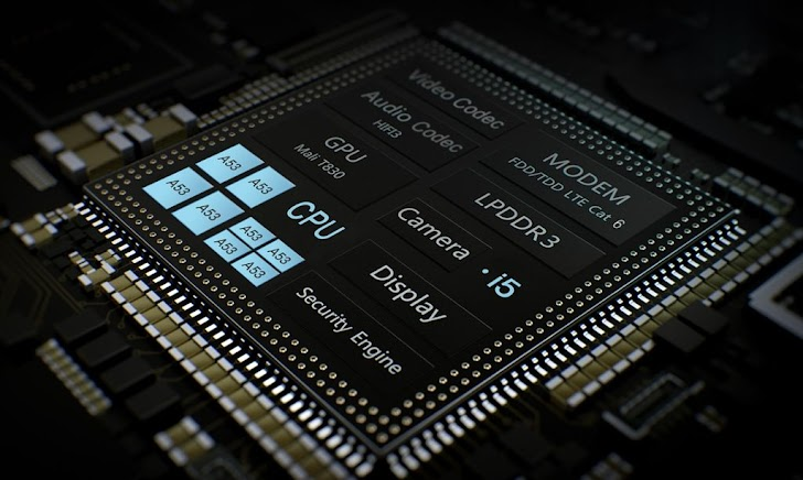 Daftar CPU Yang Banyak Digunakan Untuk Smartphone Android