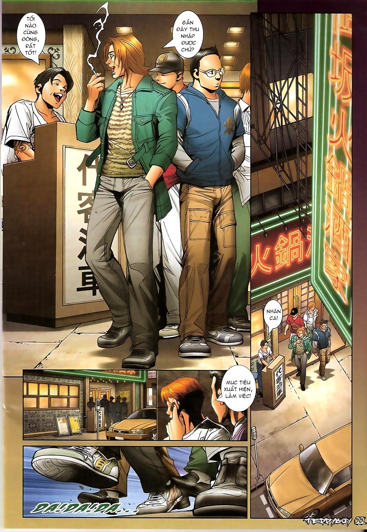 Người Trong Giang Hồ - Chapter 1326: Nộ trảm Lương Gia Nhân - Pic 19