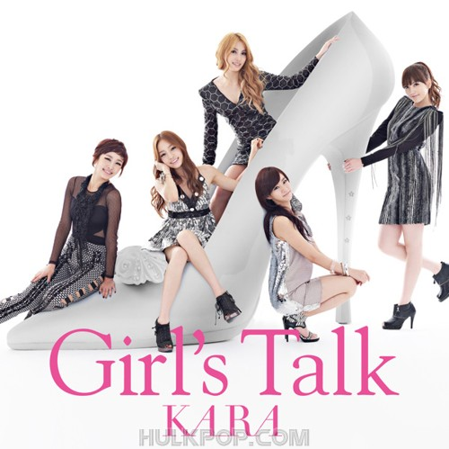 KARA – Girl's Talk (Japanese) (FLAC) (Limited Edition)