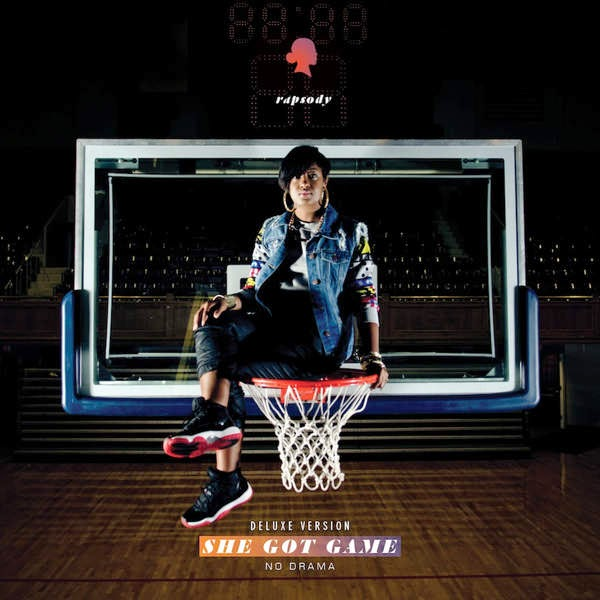 Rapsody - She Got Game (Deluxe Edition) Cover