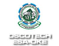 OSCOTECH Admission List