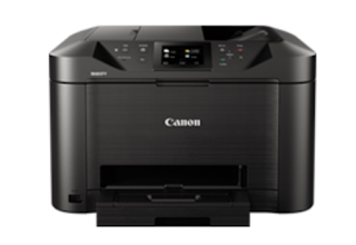 Improved functioning together amongst the practise goodness of job Printing Canon MAXIFY MB5150 Driver Download