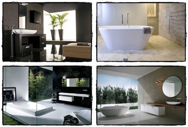 Hogares Frescos: Cómo diseñar un buen baño?