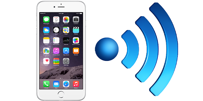 How to Set Up Personal Hotspot VPN from iOS to Another Wireless