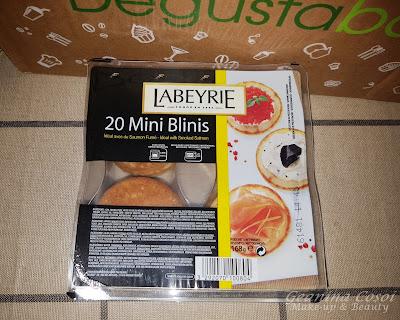 Panqueque Labeyrie Caja Degustabox Julio ´16