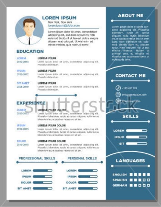 contoh cv bahasa indonesia yang menarik pdf