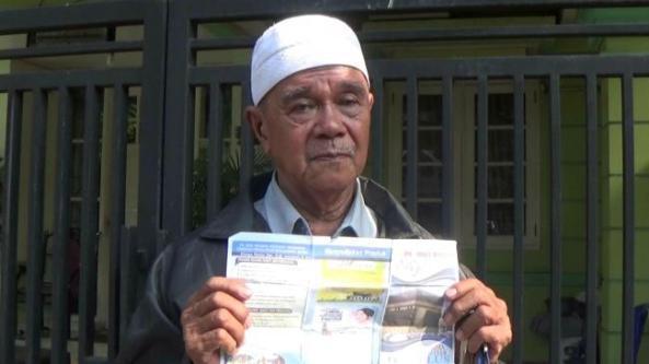 Travel Haji Bermasalah Menolak Kembalikan Uang Jamaah