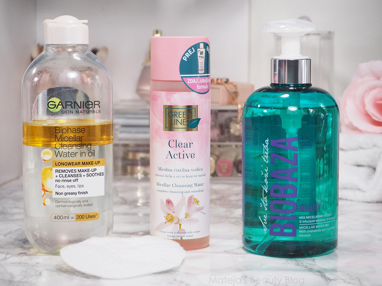 What's in my Skin Care Cabinet - Mateja's Beauty Blog