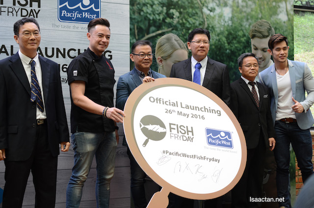 Fish Fry Day officially launched