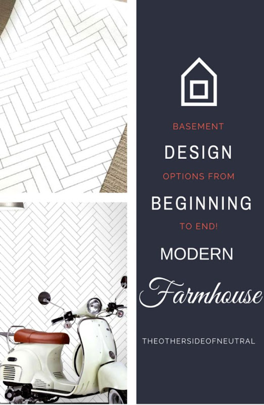 Designing Our Finished Basement Part 3 with Milton & King