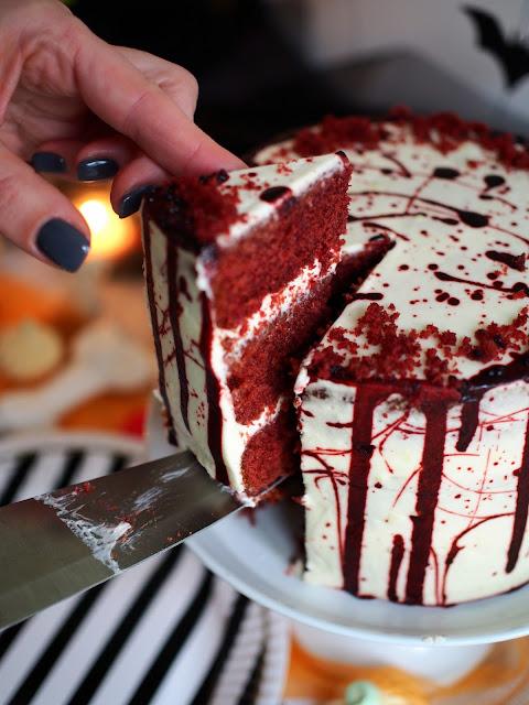 Red Velvet-kakku