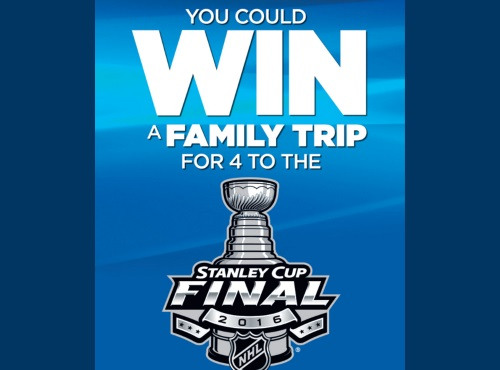 Pepsi Hockey Contest Win Toque & Tickets to Stanley Cup Finals
