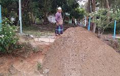 Pasir Batu Untuk Kamar Mandi Santri Nurul Huda Rohul Dari Donatur
