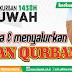 Panitia Tebar Hewan Qurban 1438H Menerima dan Menyalurkan Hewan Qurban Anda