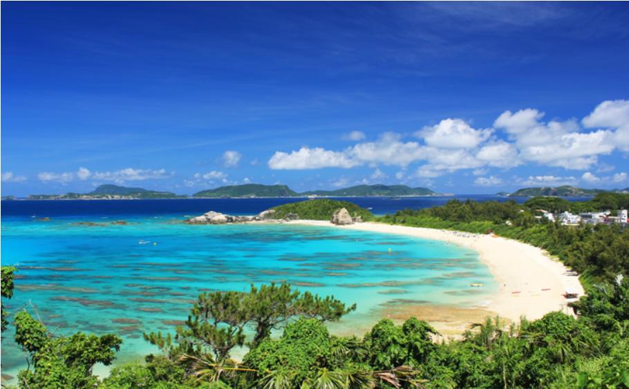 沖繩-阿波連海灘-beach-慶良間群島-渡嘉敷島-慶良間諸島-景點-推薦-自由行-旅遊-Okinawa-kerama-islands-tokashikijima