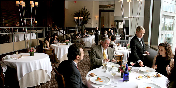 Marea Nyc Restaurant From New York Medical College