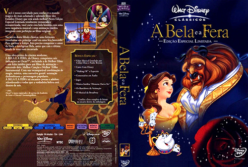 A Bela e a Fera Torrent - BluRay Ripv