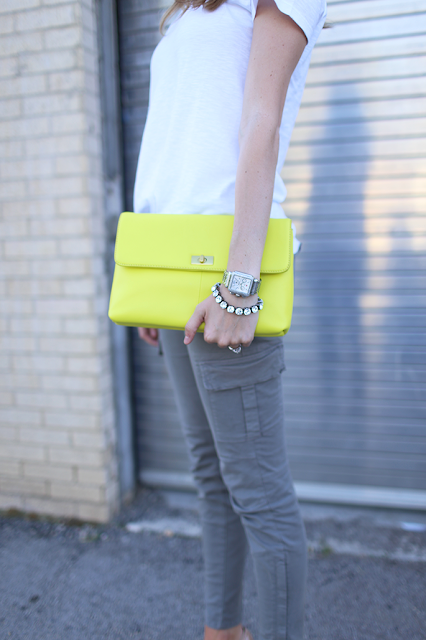 Ways To Wear Pops Of Neon Yellow