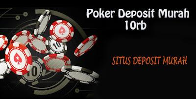 Judi Online Deposit Murah