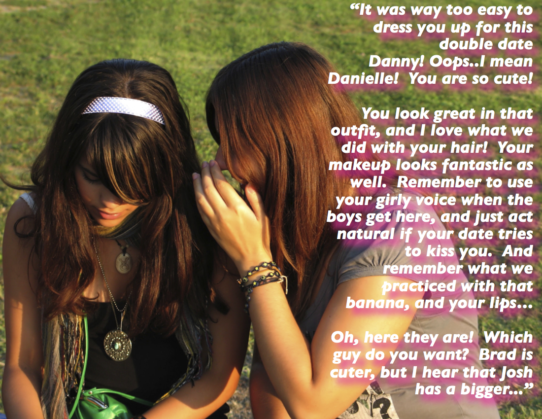 Teenage girl chat