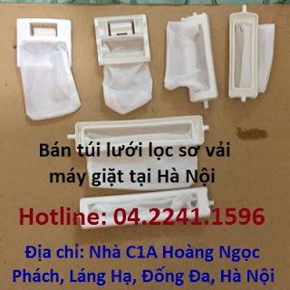 Bán túi lọc cặn máy giặt tại Hà Nội