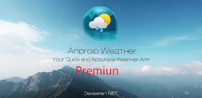 TIỆN ÍCH - Weather & Clock Widget For Android Premium Apk | Tinhte vn