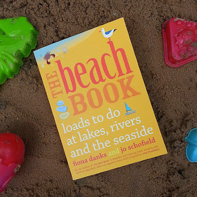 The Beach Book by Fiona Danks and Jo Schofield (review)