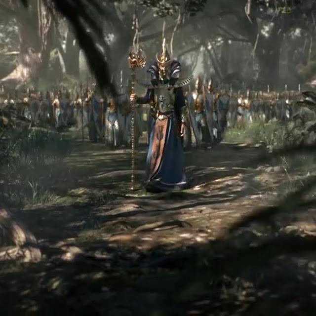 Warhammer II Trailer Wallpaper Engine