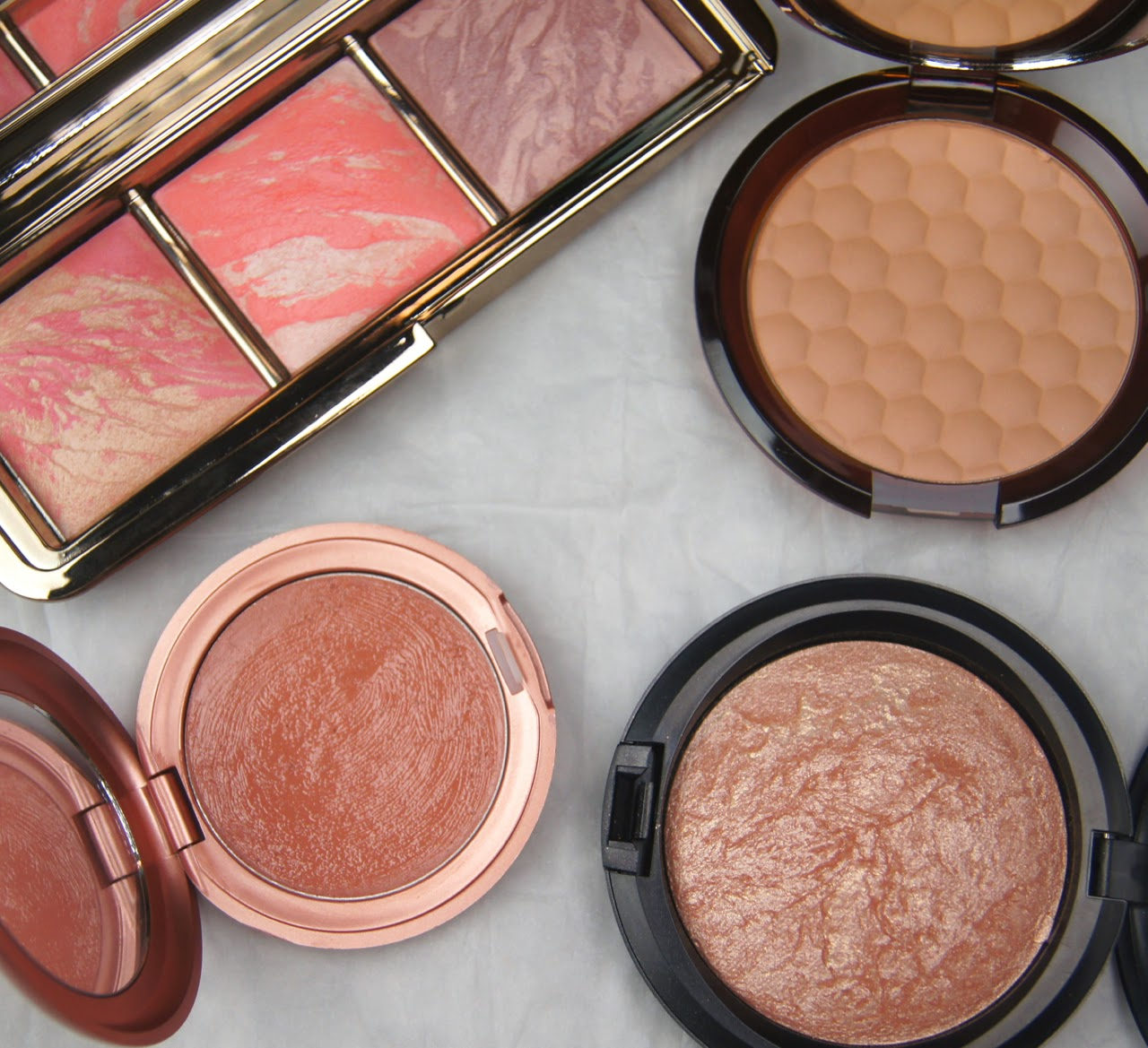best bronzer blush highlighter of 2014 makeup