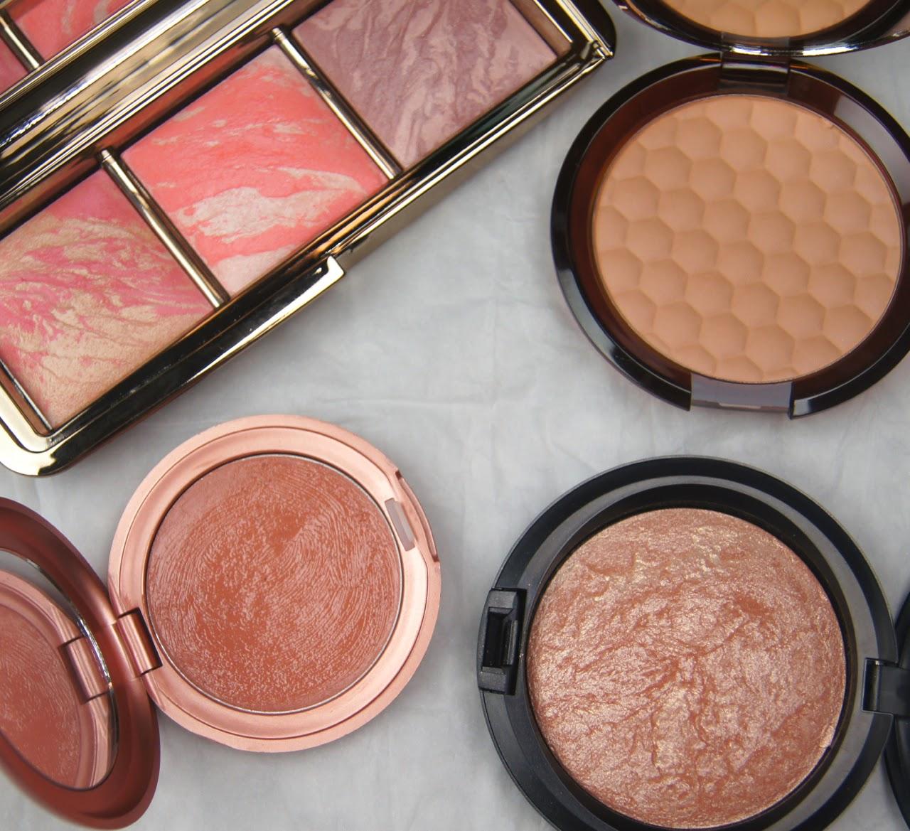 best bronzer blush highlighter 2014 makeup reviews