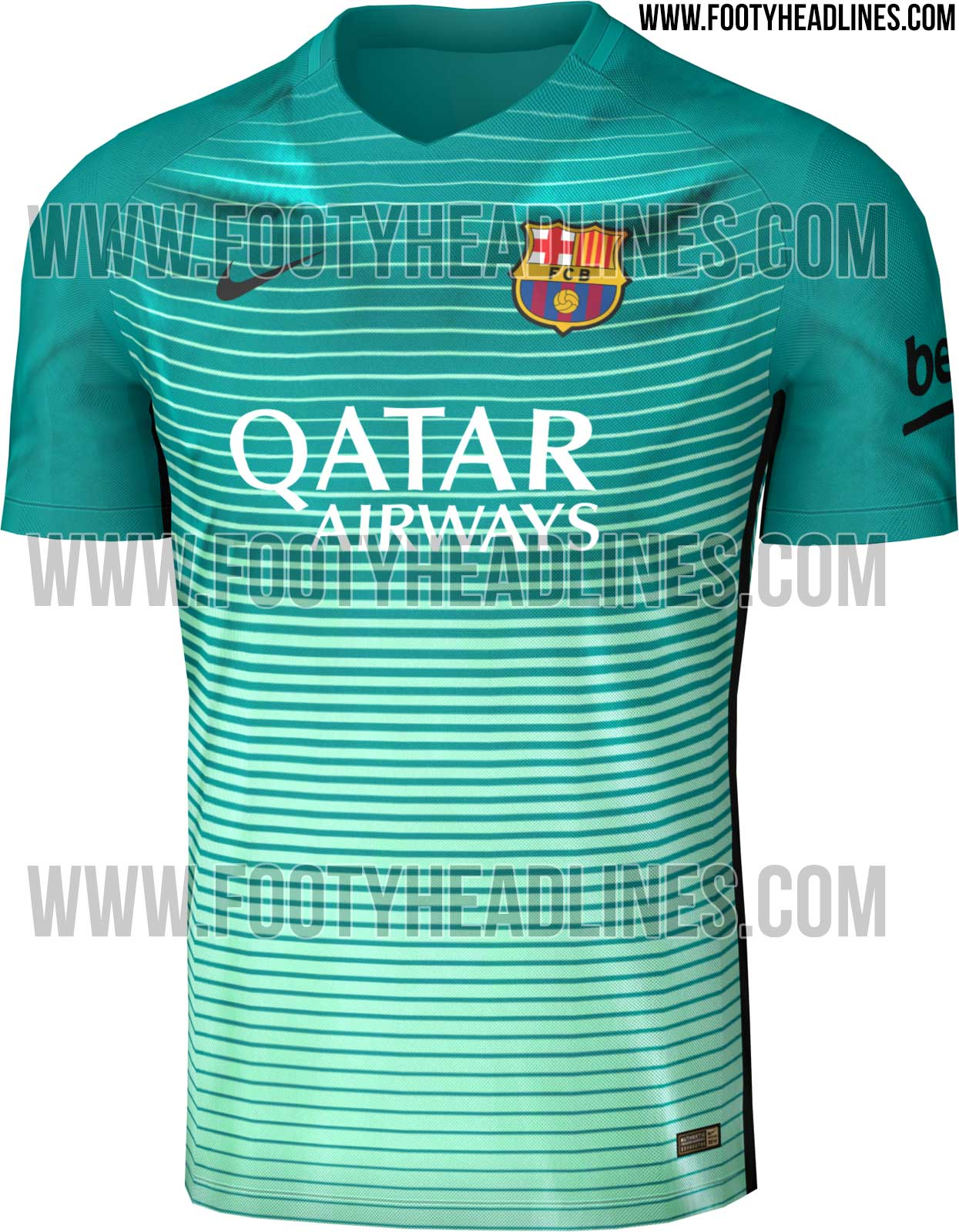 b03042053bb 16 17 Third Kit   Barca