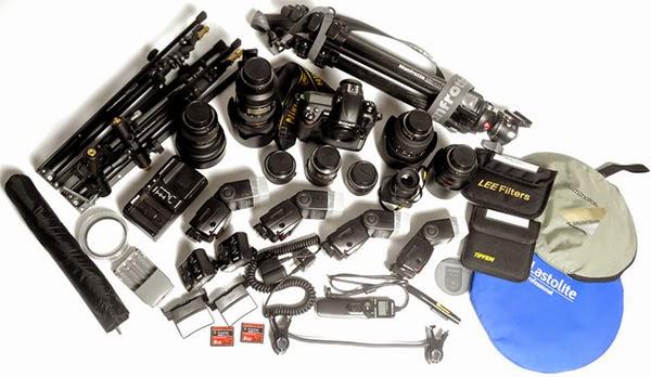 معدات التصوير