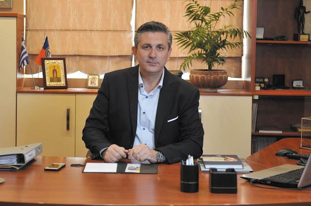 Άρτα: Ο δήμαρχος ζητά την ένταξη του Δήμου,στα προς χρηματοδότηση Τοπικά Χωρικά Σχέδια από το Πράσινο Ταμείο