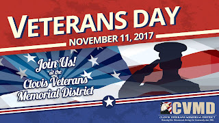 Clovis Veterans Memorial District Car Show