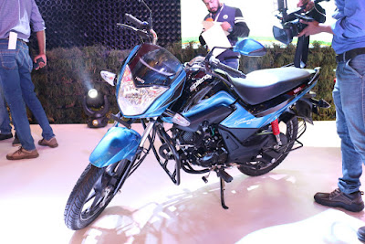 New 2016 Hero Splendor iSmart 110