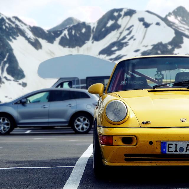 Großglockner High Alpine Road | Großglockner Hochalpenstraße | Porsche