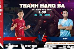AoE Việt Trung 2021: Hấp dẫn kèo tranh hạng Ba - Tư