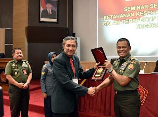 Panglima TNI : IDI Miliki Peran Strategis Wujudkan Ketahanan Kesehatan Nasional