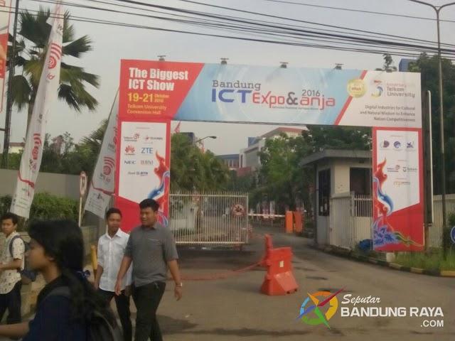 Telkom University dan PT Telkom Gelar Bandung ICT Expo & ANJA 2016