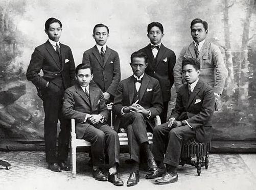 Tokoh Pendiri Perhimpunan Indonesia