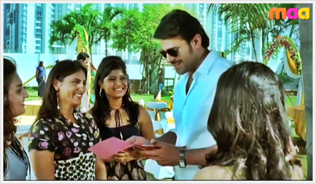 Mirchi Movie Theatrical Trailer: Prabhas Mirchi Theatrical Trailer