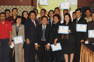Hotel Service Excellence Training @ Regents Park Hotel Malang