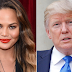 President Trump BLOCKS Chrissy Teigen On Twitter