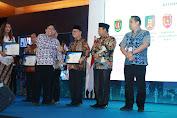 Pemkab Konsel Raih Penghargaan Dari Ombudsman RI