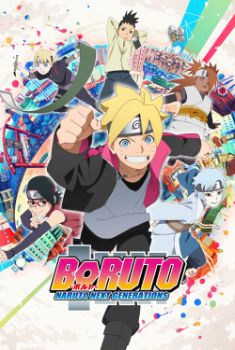 Boruto Completo Torrent – HDTV 720p Legendado