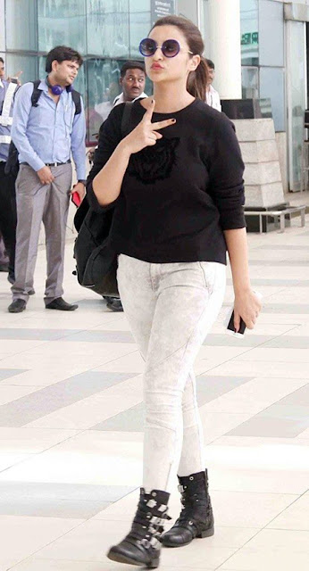 Parineeti chopra street style I fashion, style, beauty tips