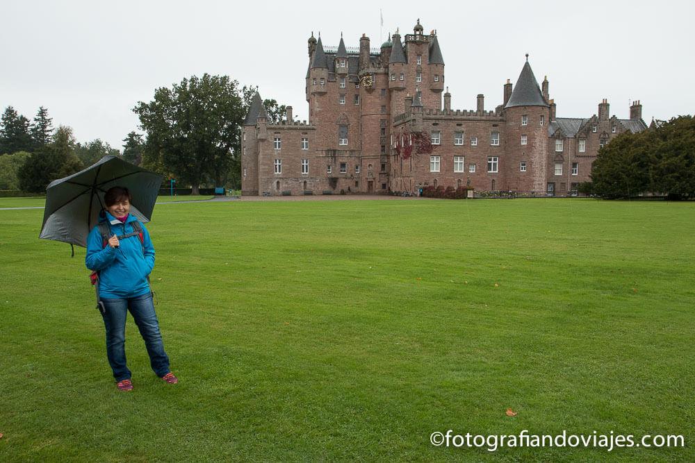 Recorrido en coche por Escocia
