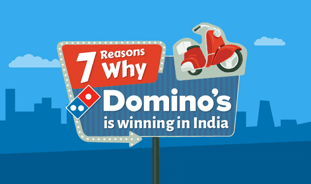 7 Reason's Why Domino's is Winning in India