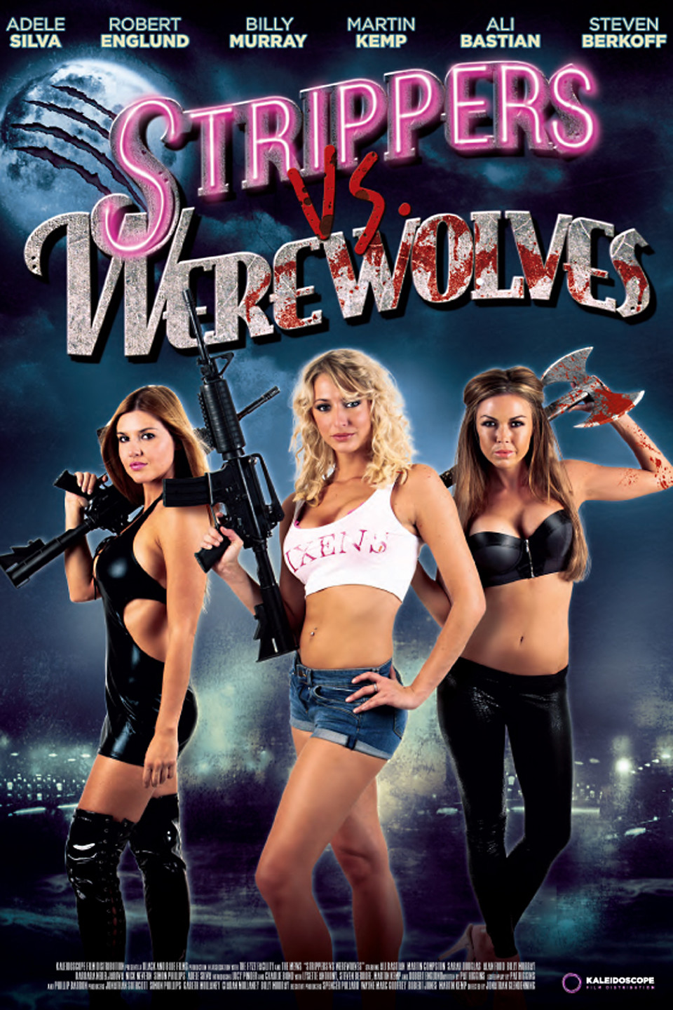 18+ Strippers Vs Werewolves 2012 Dual Audio Hindi 300MB BluRay 480p x264 ESubs