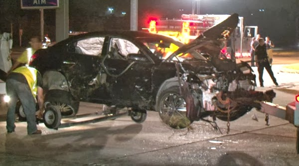 Drunk driver kills woman in crash on Bammel N  Houston Road